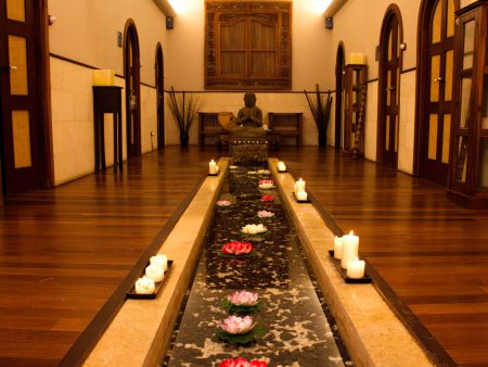 Zona Balinesa - Hotel Blancafort Spa Termal