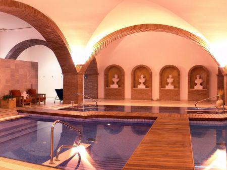 Circuito Termal Templarium - Hotel Blancafort Spa Termal ****