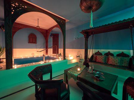 Baños del Zahir - Hotel Blancafort Spa Termal