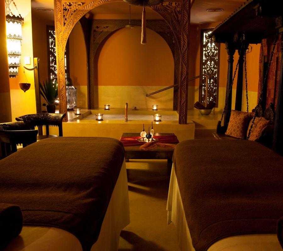 Ritual de Oriente - Hotel Blancafort Spa Termal