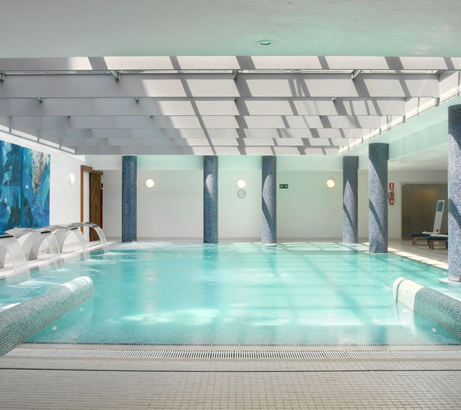 Circuito termal - Hotel Blancafort Spa Termal