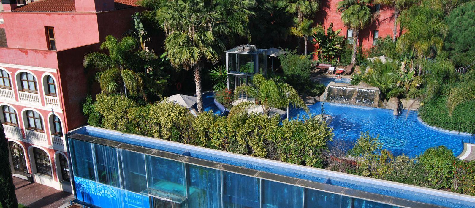 Oтельl Spa Termal La Garriga | Hotel Blancafort