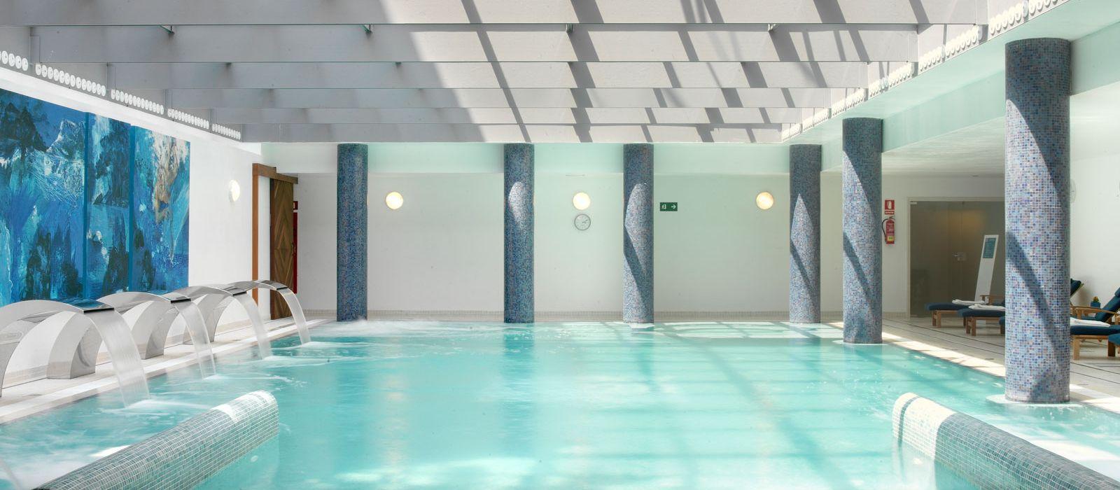 Relaja tu cuerpo en el Balneario La Garriga | Hotel Blancafort