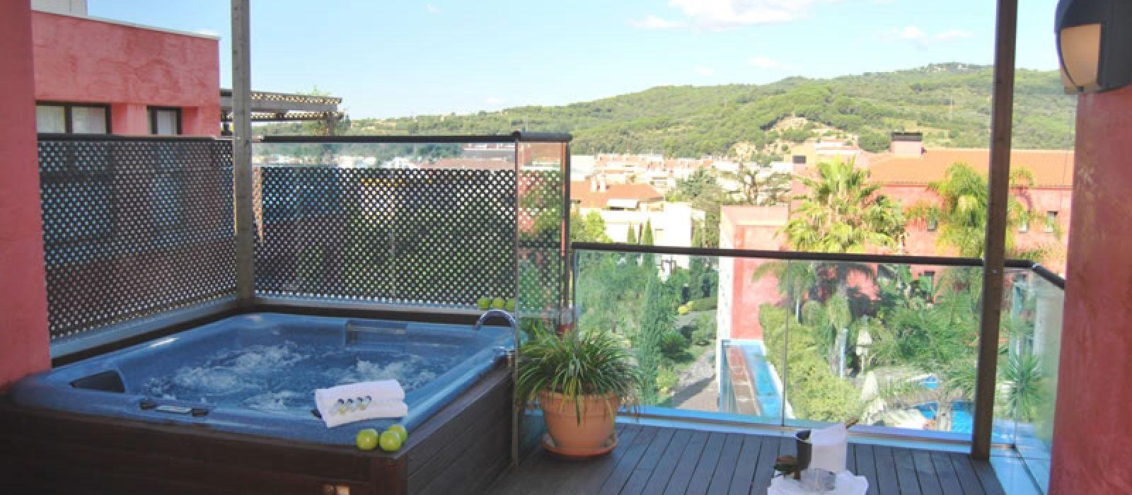Suite con Jacuzzi | Hotel Blancafort
